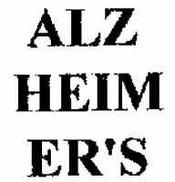 Assistance for Alzheimer's Patients