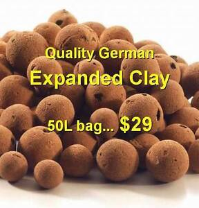 Expanded Clay SPECIAL - Quality German Product - Aquaponics Belmont Belmont Area Preview