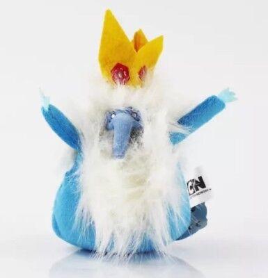 Adventure Time Ice King Plush Stuffed Animal Toy 5 5  Us Seller