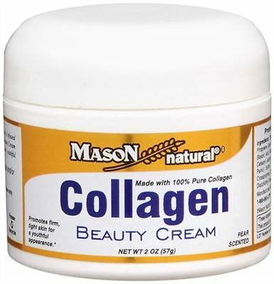 Mason Natural Collagen Beauty Cream 2 oz