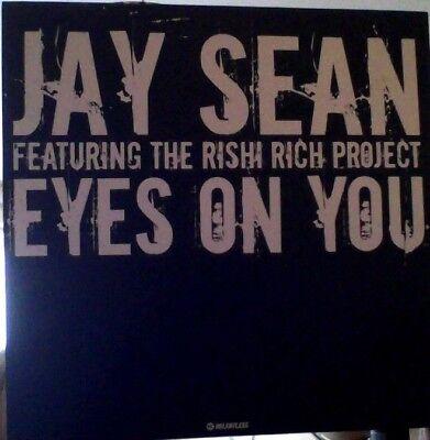"""Jay Sean eyes on you vinyl 12"""""""