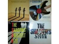 "12 x The Shadows 12"" LP Albums 33 RPM"