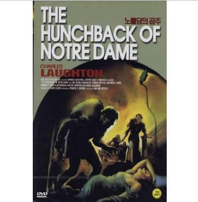 The Hunchback of Notre Dame (1939) DVD - Charles Laughton (New & Sealed)