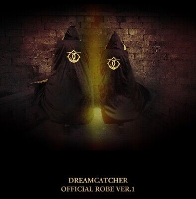 DREAMCATCHER Official Robe Ver.1 Insomnia Fanclub Kit Photocards Kpop M Size