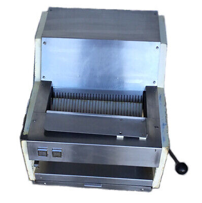 Oliver Countertop Commercial Bakery Bread Slicer 711 Works Well Tested We Ship