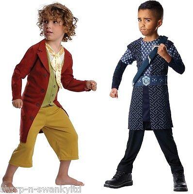 Jungen der Hobbit Büchertag Woche - Bilbo Baggins Thorin Kostüm Kleid (Hobbit Bilbo Kostüm)
