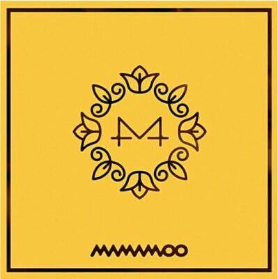 """K-POP MAMAMOO 6th Mini Album """"Yellow Flower"""" [ 1 Photobook + 1 CD ]"""