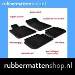 RUBBER automatten DODGE | originele pasvorm matten set