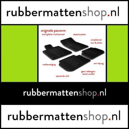 Rubber Matten Audi A4.Rubber Automatten Audi A4 Rubbermatten Matten Audi Onderdelen