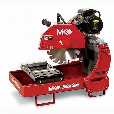 "MK Diamond MK-2000 14"" Electric Brick & Block Saw w/Baldor 1.5 HP Motor"