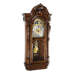 (New!) SHREVEPORT Wall Regulator Clock Hermle Clocks Key-wind 700605-030351