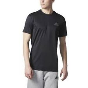 brand new black addias t shirt dry fit for sale $15