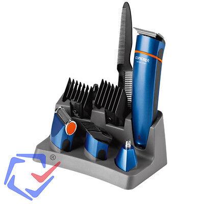 Haarschneider  Set + Nasen-Trimmer Bartschneider Haarschneidemaschine Rasierer +