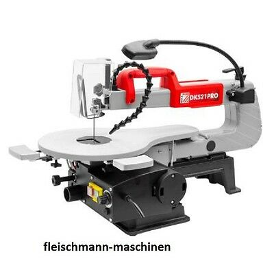 Holzmann Dekupiersäge DKS21PRO inkl 10 Sägeblätter Laubsäge Feinsäge Modellbau