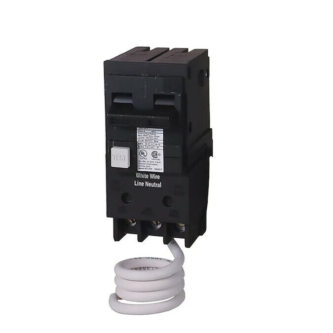 Siemens QF220A QF220 Ground Fault Circuit Interrupter 20 Amp 2 Pole 120v breaker