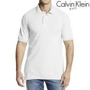 calvin klein white short sleeve shirt brand new $10