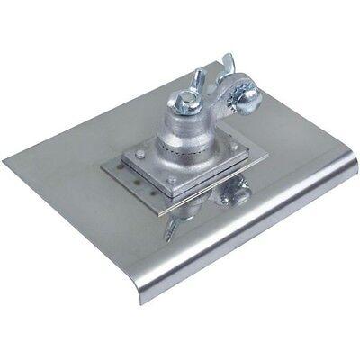 Kraft Tool Concrete Edger Stainless Steel 10 X 6