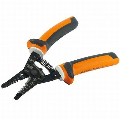 Klein Tool Electricians Insulated Wire Stripper And Cutter