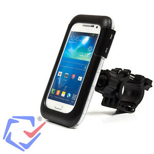 Quality Motorcycle Bike Mobile Phone Holder Mount Handle Carrier Water Proof