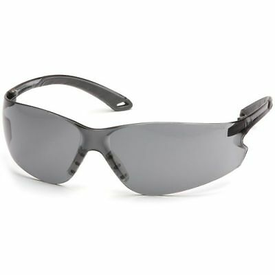 Pyramex Itek Safety Glasses Gray Anti-fog Lens