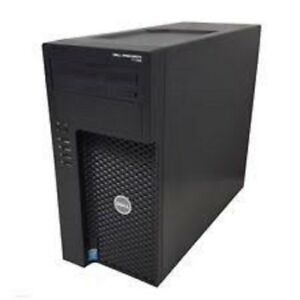 Dell Precision  T1700, Intel Xeon cpu with RAM 16gb,S.S.D 256gb.