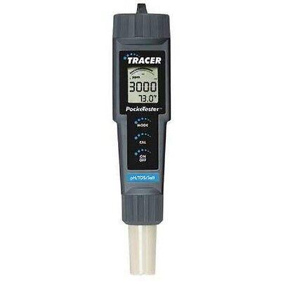 Lamotte 1766 Ph Salinity Tds Conductivity Temperature Tracer Pocketester