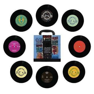 "A Tribe Called Quest Peoples Instinctive Travels 7"" Vinyl Boxset"