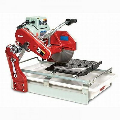 Mk Diamond Mk-1080 10 Electric Brick Saw Wbaldor 1.5 Hp Motor
