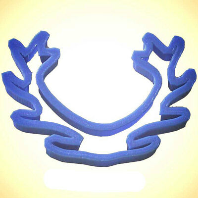 Antlers Cookie Cutter 4 in PC0157 - By CookieCutter.Com - USA Made
