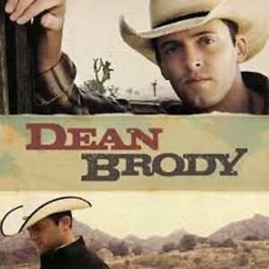 Dean Brody ***HARD COPIES***