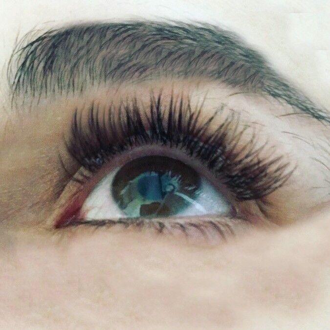 Semi permanent Eyelash Extensions & Eyelash & Eyebrow Tinting