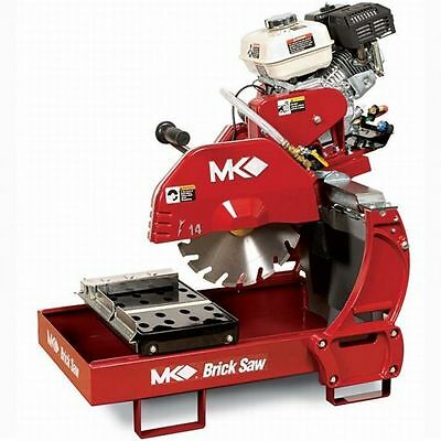 Mk Diamond Mk-2005h Gas Brick Block Saw Whonda Gx160 Engine