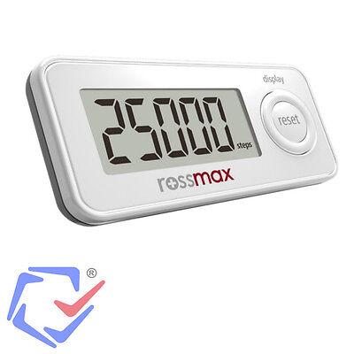Pedometer Schrittzähler Schrittmesser Entfernungsmesser Kalorienzähler 3D-Sensor