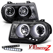 Chrysler 300 SRT8 Headlights