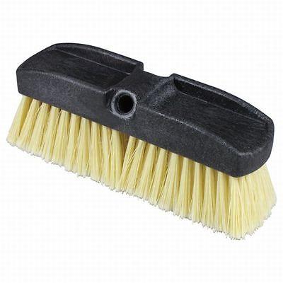 Kraft Tool Masonry Acid Cleaning Brush 10 Long With 2.5 Long Fibers