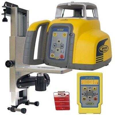 Spectra Laser Level Hv302-1 Interior Kit Wremote Control