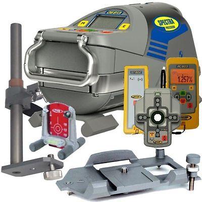 Spectra Laser Dg813-5 Dialgrade Pipe Laser Base Plus Kit