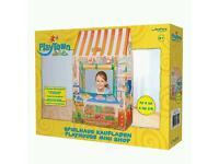 Playtown Mini Shop play tent
