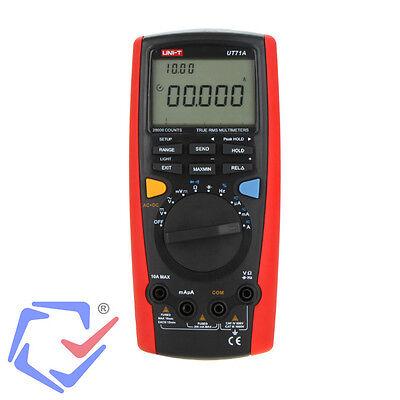 Messgerät AC DC LCD Digital Multimeter Voltmeter Spannung UT-71A Strommesser