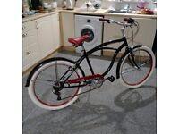 Beech Cruiser Bike