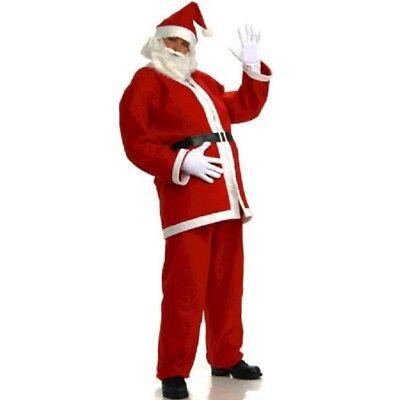 Simply Santa Adult Santa Claus Suit - Christmas Costume