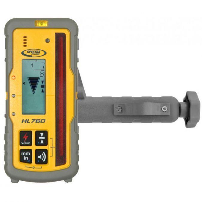 Spectra Laser HL760 Receiver For LL300S, LL400HV, HV302, GL400N Series Lasers