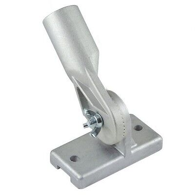Kraft Tool Concrete Bull Float Bracket 2-bolt Accepts Threaded Handles