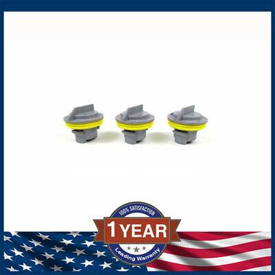OEM NEW MOPAR 1996-2007 Jeep Chrysler Dodge Tail Lamp Light Bulb Socket Set Of 3