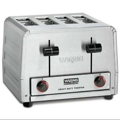Waring Wct825b Commercial Bagel Toaster - 120 Volt