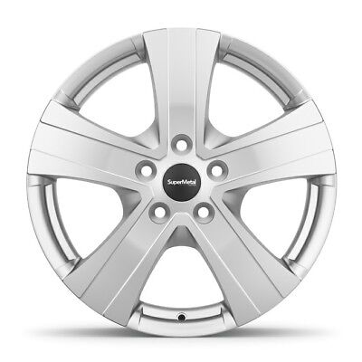 """16"""" SILVER ALLOY WHEELS  CITROEN RELAY MOTORHOME VAN  COMMERCIAL LOAD RATED"""