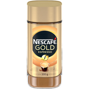 Empty Nescafe Coffee / Espresso Jars