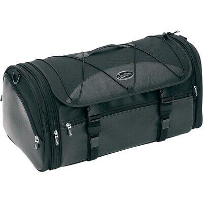 Saddlemen TR3300DE Deluxe Trunk Rack Bag Tour Pak for Harley