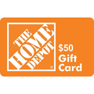 Have Home Depot gift cards left from a renovation  to trade