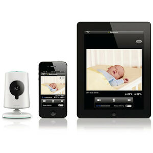 philips b120 insight wireless ip camera hd baby monitor video for iphone ipad ebay. Black Bedroom Furniture Sets. Home Design Ideas